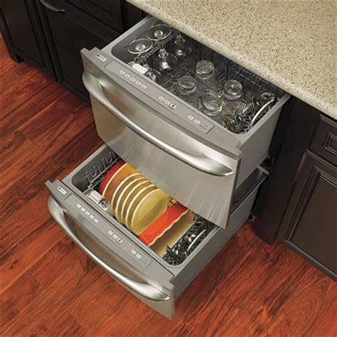Small Dishwasher Drawer by Get Drawer Dishwashers If You Read This Before You