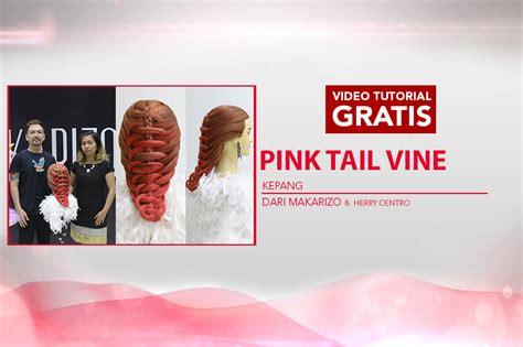 download vidio tutorial kepang rambut video tutorial kepang rambut pink vine tail makarizo