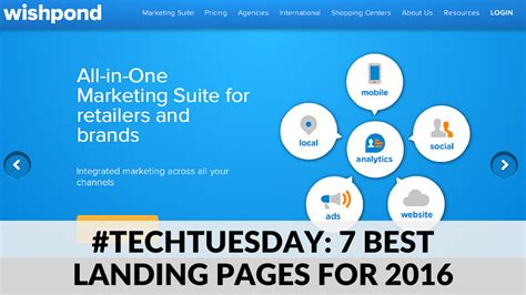best landing page best landing pages for 2016
