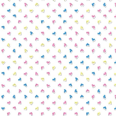 download pattern cute cute memphis pattern background vector free download