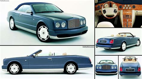 bentley arnage coupe bentley arnage drophead coupe 2005 pictures