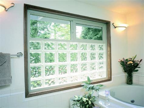 Best Windows For Bathrooms by Cleveland Glass Block Windows Bath Doctor Cleveland