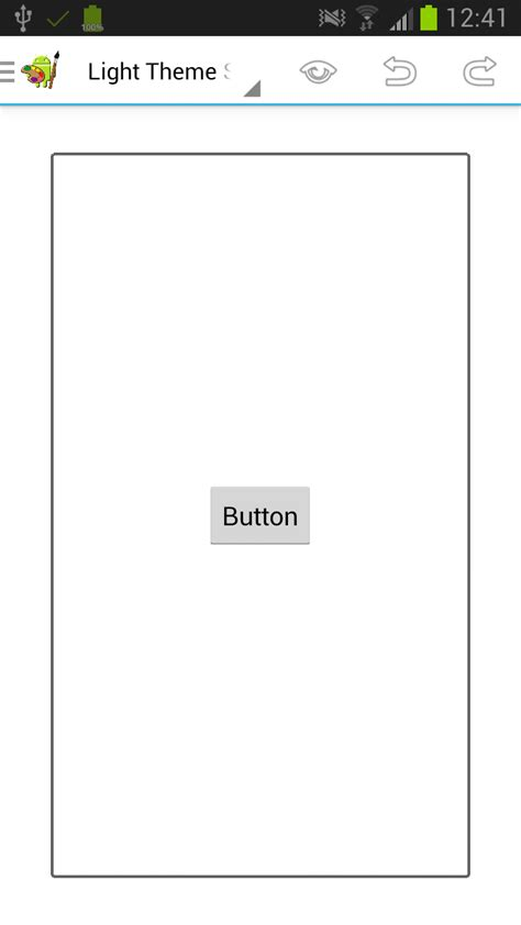 android ui layout design tutorial android ui designer tutorial aide android ide