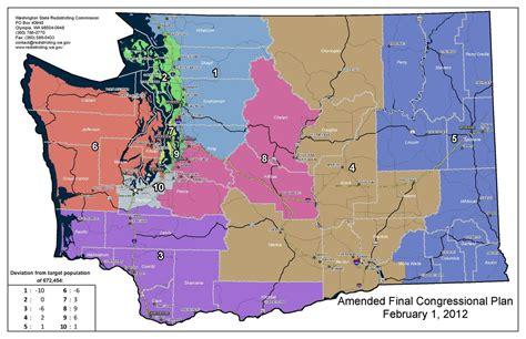 map washington state legislative districts file washingtoncongressionaldistricts pdf