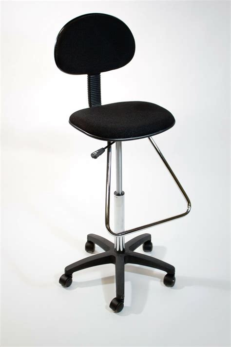 chair seat height black drafting counter height stool chair bank
