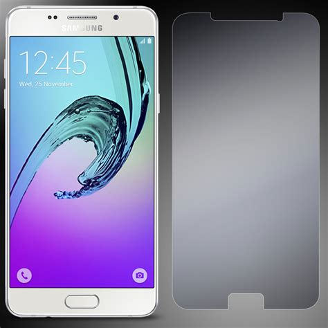 Samsung A510 2016 Tempered Glass Clear 03mm for samsung galaxy a5 2016 a510 clear screen protector 3