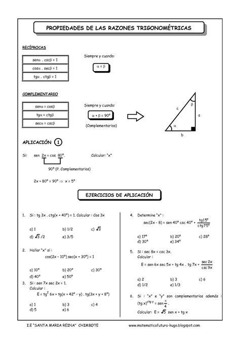 Si 2x calam 233 o razones trigonom 233 tricas propiedades
