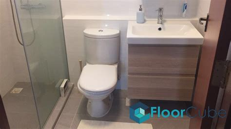 hdb bathtub singapore hdb telok blangah heights bathroom tiling floorcube