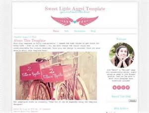 Blogger template simple pink and grey blog template mobile
