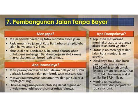 Pengendalian Tanpa Birokrasi governance innovation in indonesia