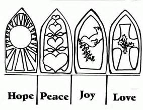 Coloring Pages For Advent advent wreath coloring page coloring home