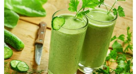 How To Make Cilantro Detox Drink by Make And Sip On These Detox Drinks To Cleanse The