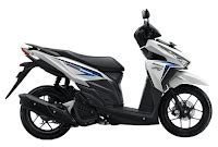 Honda Vario 125cc 2016 vario 125 esp sonic white blue