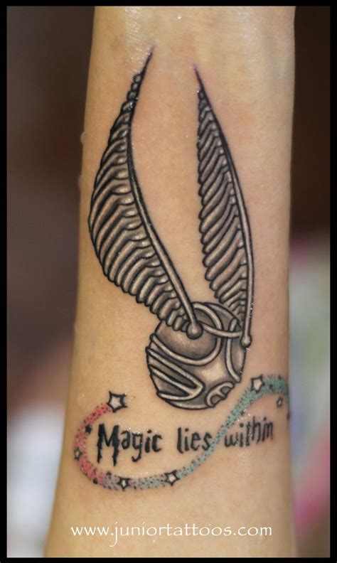 golden snitch tattoo 25 best ideas about snitch on golden