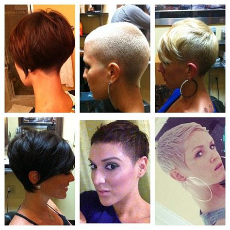 women getting clipper haircuts videos 115 best images about hair freak on pinterest faux hawk