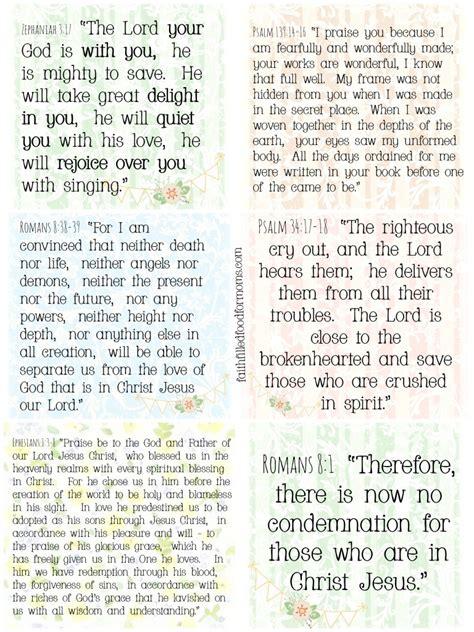 Printable Bible Verses