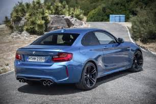 Bmw M2 Coupe 2016 Bmw M2 Coupe All The Official Details And 64 Photos