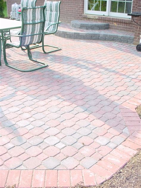 Uni Pavers Unilock Brick Pavers Uni Decor Style Patio