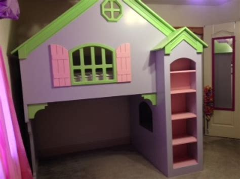 discovery world furniture dollhouse loft bunk bed