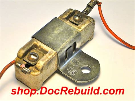 gm coil resistor 1963 1967 corvette coil resistor without fi or ti genuine gm 1957154 used