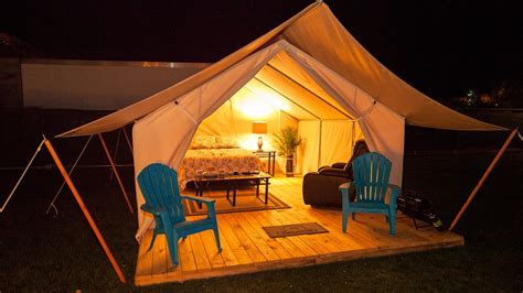 2016 glamping packages
