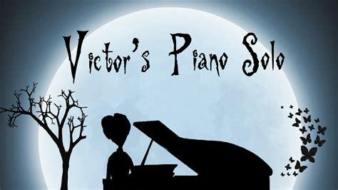 victor s piano solo tim burton s corpse bride hd