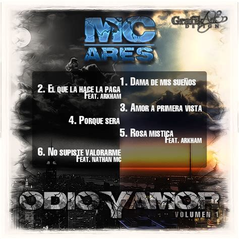botones y odio volume mc ares amor y odio vol 1 187 193 lbum hip hop groups