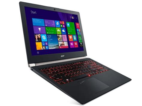 Laptop Acer Windows 8 1 acer adds real sense 3d to its windows 8 1 aspire v 17 nitro laptop windows central