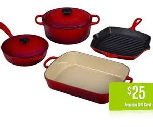 Le Creuset Sweepstakes - vsp s envision le creuset sweepstakes sweepstakes and more at topsweeps com