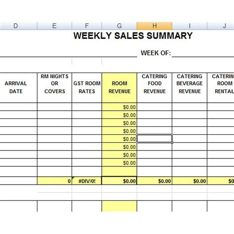 monthly sales plan templates 11 free word pdf format download