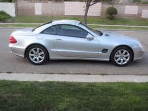 2003 Mercedes Sl 2003 Mercedes Sl Class Pictures Cargurus