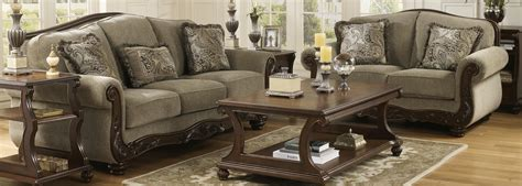 Ashley Furniture Reclining Sofa Reviews Buy Ashley Furniture 5730038 5730035 Set Martinsburg