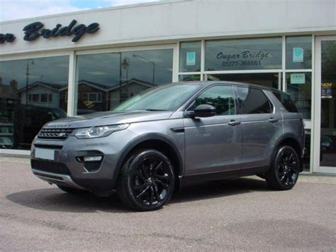 2015 15 land rover discovery sport 2 2 sd4 hse auto
