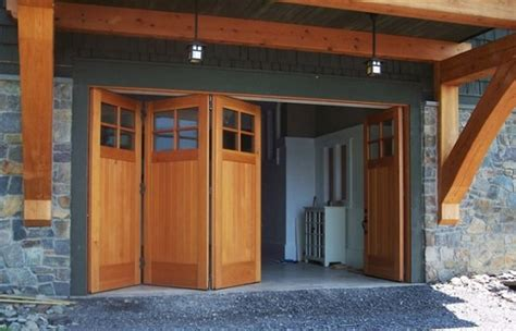 Bifold Garage Door by Bi Fold Garage Doors Designs For Your House Home Interiors