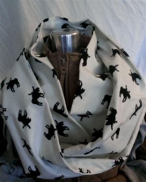 moose pattern leggings fashion moose infinity scarf flannel infinity scarf