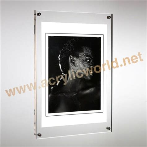 Acrylic Frame A4 a4 size hanging picture frame acrylic