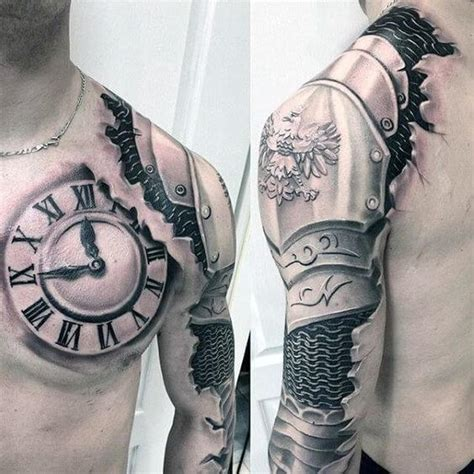 roman sleeve tattoo designs numeral tattoos for ideas and designs for guys