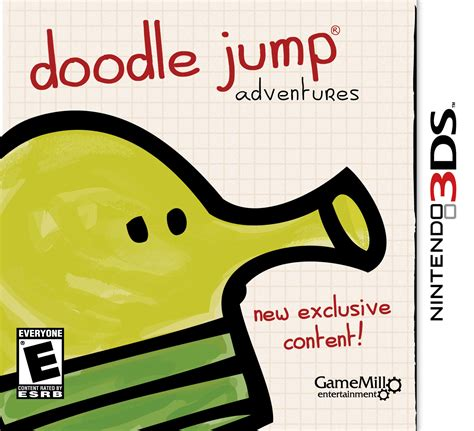 doodle jump ds doodle jump bounds onto 3ds ds gamer