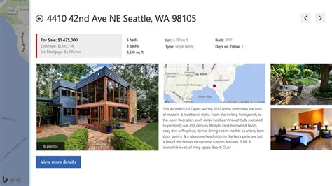 zillow debuts its real estate app for windows 8 top apps