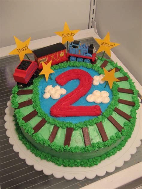 Thomas The Train Cake   CakeCentral.com
