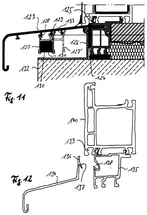 fensterbrett schnitt patent ep0953710a2 fensterbank zur befestigung an der