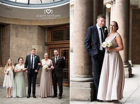 Wedding Registry Office by Leith Registry Office Wedding