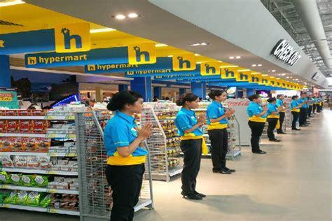 Tv Hypermart harga eceran tertinggi peritel modern klaim permintaan positif koran bisnis