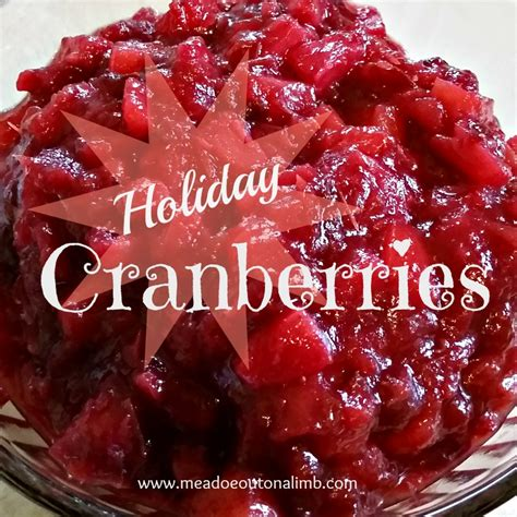 Fitness Barre Cranberry by Cranberries Out On A Limb