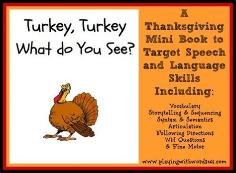 printable turkey book turkey turkey what do you see free printable book for