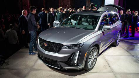 2020 chevrolet suburban detroit auto show 2020 cadillac xt6 american car utility truck of