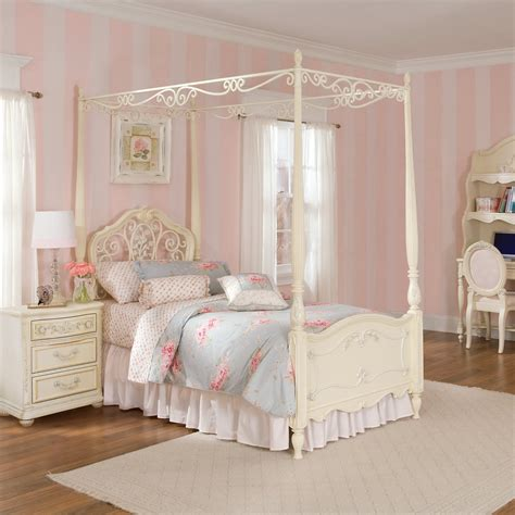 canopy bed furniture kids canopy beds for sale buy a girls canopy bed at hayneedle com