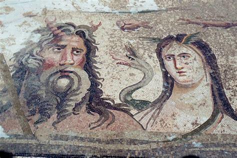 Sélène Et Gaia by Oc 201 Anos La Mythologie Grec