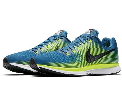 Nike Zoom 43 nike air zoom pegasus 34 s running shoes blue green buy it at the keller sports