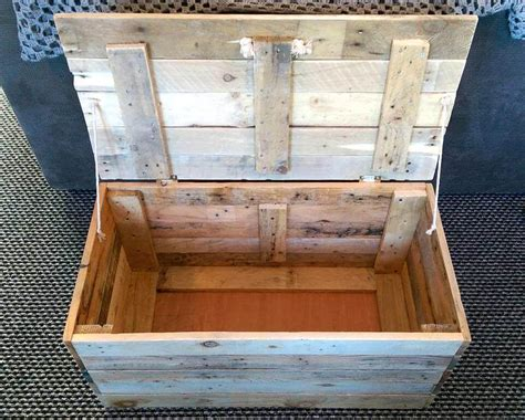 diy pallet diy wood pallet storage box 99 pallets